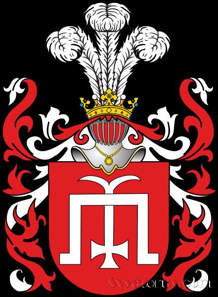 Герб рода Глинских
