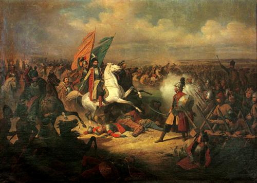 Стефан Чарнецкий во время польско-русской войны