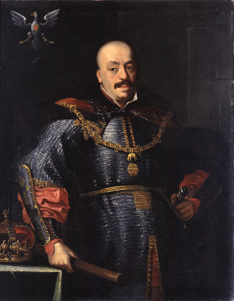 Король Ян II Казимир Ваза