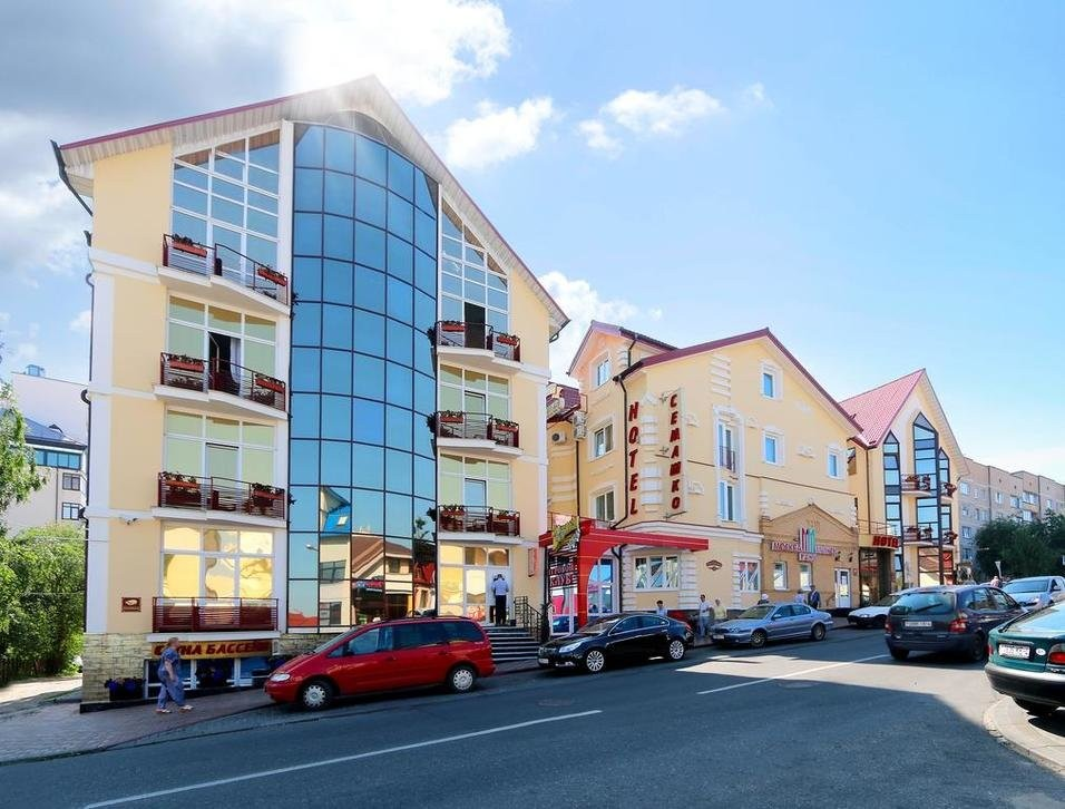 """Отель """"Семашко"""" в Гродно"""