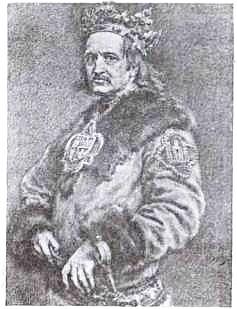 Я. Матейко. Ягайло. 1891 г.