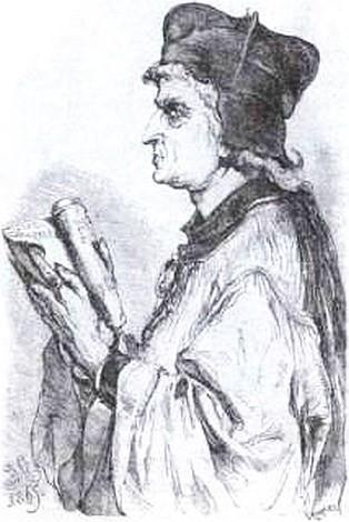 Я. Матейко. Ян Длугош. 1863 г.