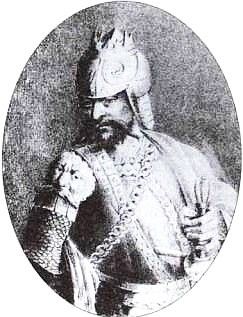 Ю. Озембловский. Гедимин. 1841 г.