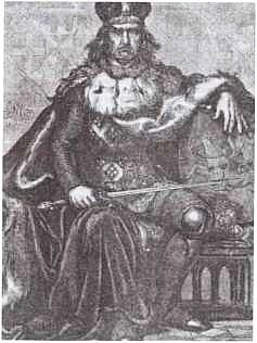 Я. Матейко. Витовт. 1891 г.