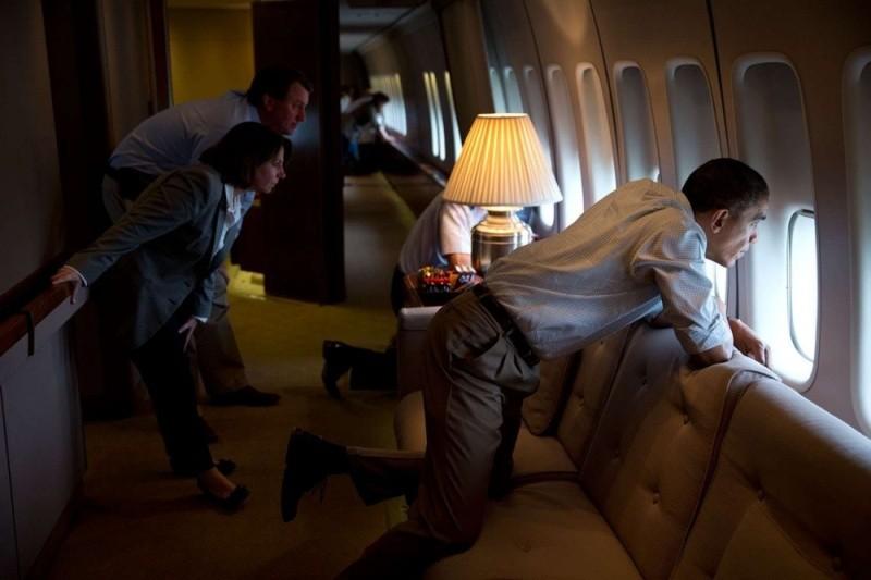 Команда Обамы с воздуха наблюдает за аннексией Крыма