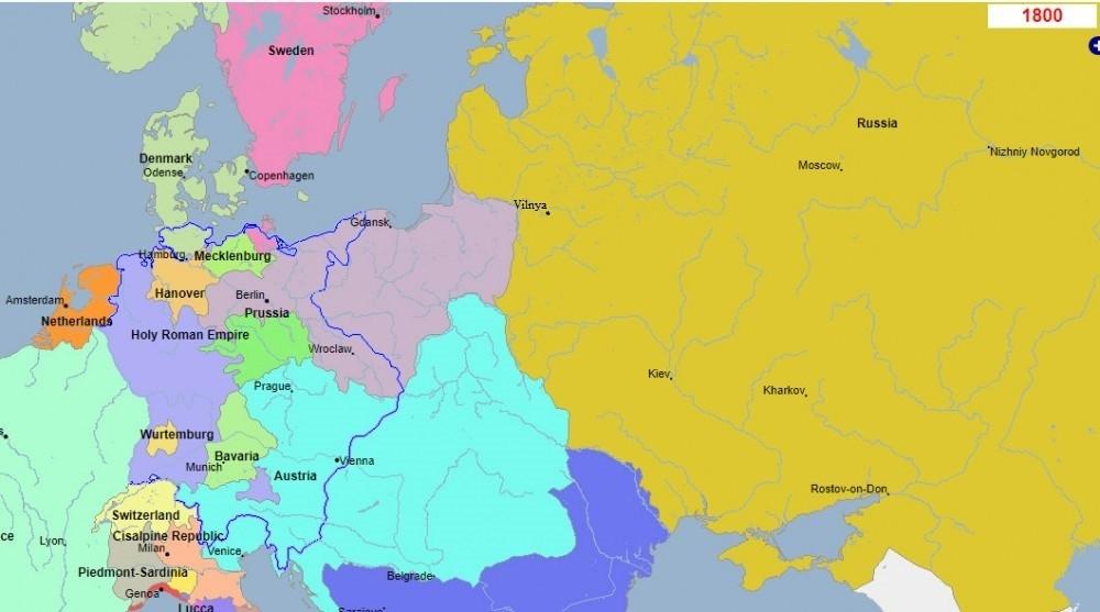 Карта Вялікага Княства Літоўскага 1800, Попыт на Беларушчыну
