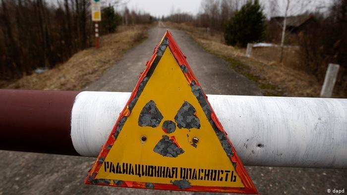 Чернобыль. Последствия для Беларуси. Радиационное загрязнение Беларуси