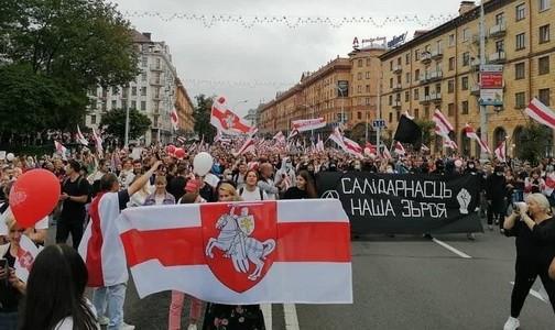 Беларусы, БЧБ, Пагоня, Беларусь-2020