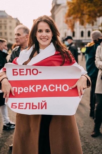 Бело-прекрасно-белый флаг Беларуси